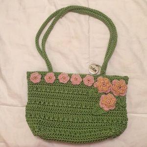 Super-cute small SAK purse
